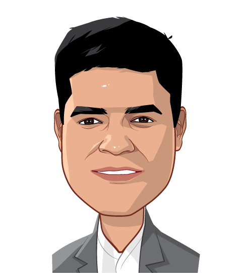 Anuj Bhagat, Head of Grocery Supply Chain Product