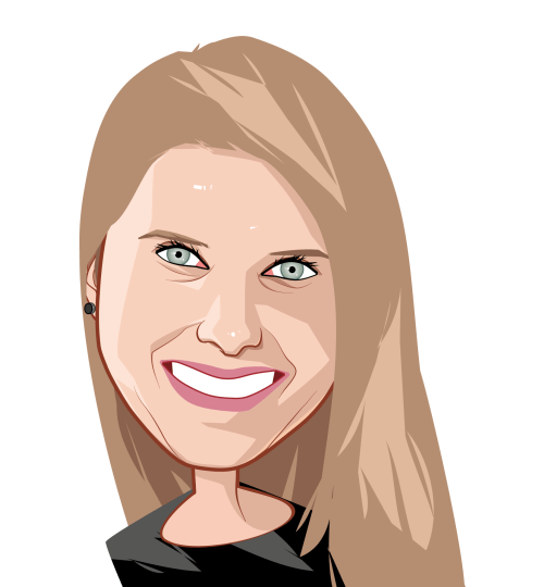 Caroline Farley, Co-Founder and Chief Growth Officer