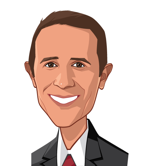 Mike Del Pozzo, SVP of Sales & Chief Customer Officer